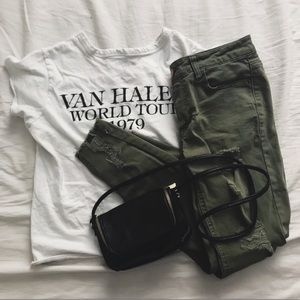 H&M crossbody purse